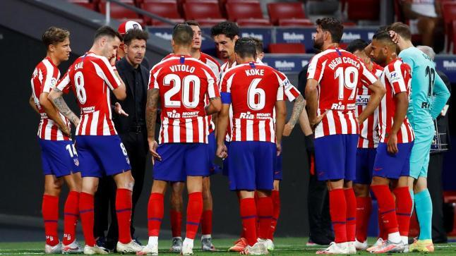 موعد مباراة أتليتكو مدريد ضد لايبزج والقنوات الناقلة غدا الخميس 13 أغسطس 2020