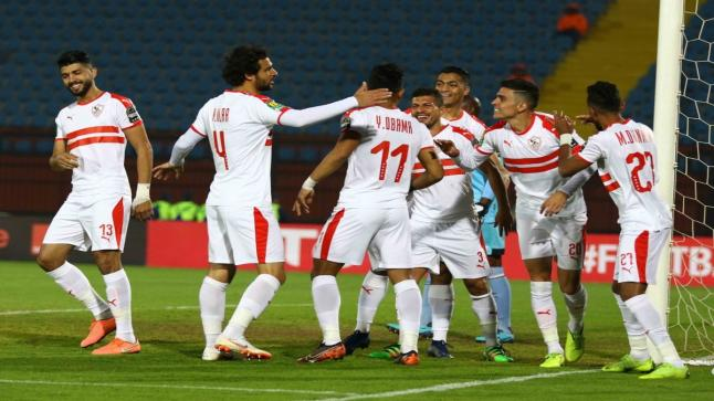 موعد مباراة الزمالك القادمة ضد نادي مصر والقنوات الناقلة الثلاثاء 18 أغسطس 2020