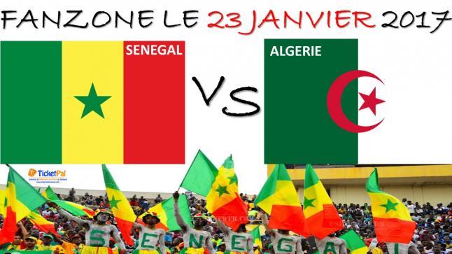 مباراة الجزائر والسنغال اليوم 2017 هجوم العبور إلى ربع نهائي الكان على بي ان ماكس