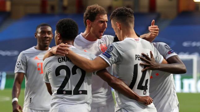 التشكيلة المثالية للدور ربع النهائي في دوري أبطال أوروبا تشهد اكتساح كبير لبايرن ميونخ