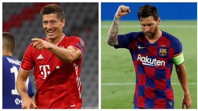 توقيت مباراة برشلونة وبايرن ميونخ والقنوات الناقلة في قمة مباريات دور الـ 8 في دوري أبطال أووربا