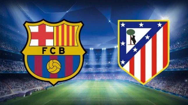 تأهل برشلونة إلى نهائيات الكاس الاسبانية 2017 على حسب اتلتيكو مدريد في مباراة اليوم