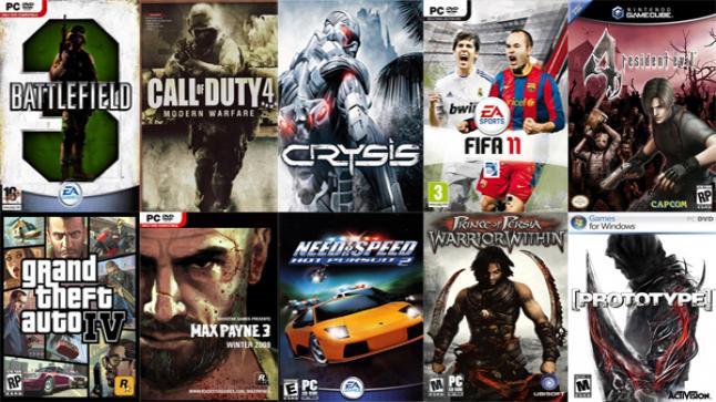 كيفية تحميل الألعاب بشكل صحيح من الإنترنت