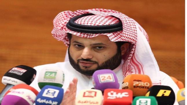 تركي آل الشيخ : الحمد لله أنا بخير…