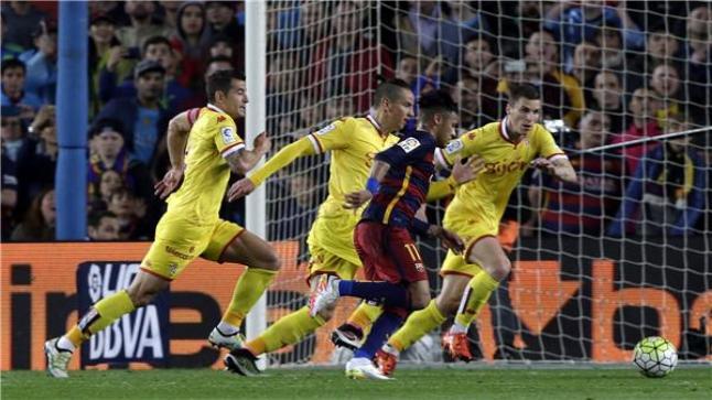 تشكيلة برشلونة تشهد مجموعة من التغيرات امام سبورتينج خيخون