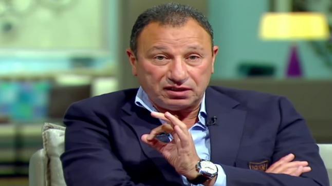 محمود الخطيب يُحذر اللاعبين من العصبية ويرفض البلطجة