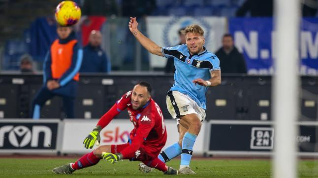 نابولي المُهتز يستقبل لاتسيو في الجولة الأخيرة من الدوري الإيطالي .. تعرف على موعد المباراة والقنوات الناقلة