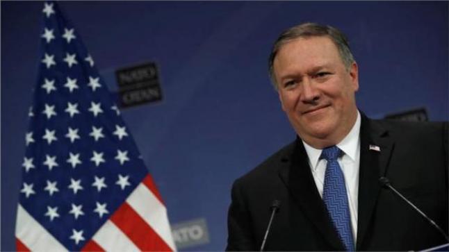 وزير الخارجية الأمريكى بومبيو يدعو لشطب السودان من قائمة الدول الراعية للإرهاب