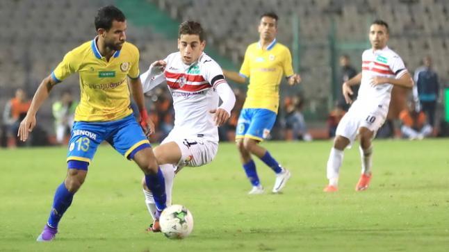 الزماك وبيراميدز وجهاً لوجة اليوم في مباراة الصدارة بالدوري المصري