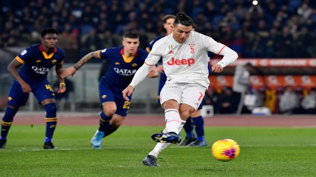موعد مباراة يوفنتوس القادمة ضد روما والقنوات الناقلة في قمة الجولة الأخيرة في الدوري الإيطالي