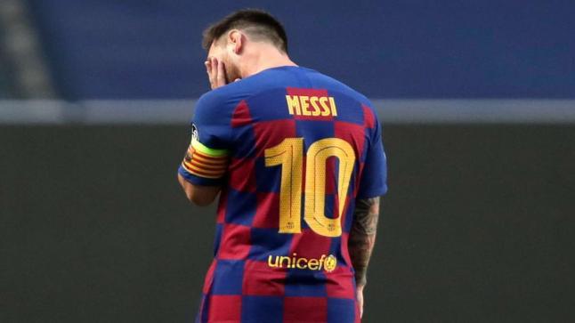 تقارير صحفية: ميسي قرر مغادرة برشلونة في الصيف الحالي!