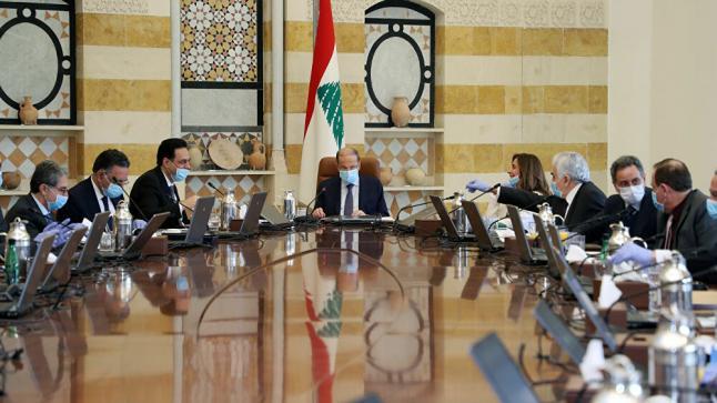 حكومة لبنان تقوم بإحالة أوراق التحقيق فى انفجار ميناء مرفأ بيروت إلى المجلس العدلى