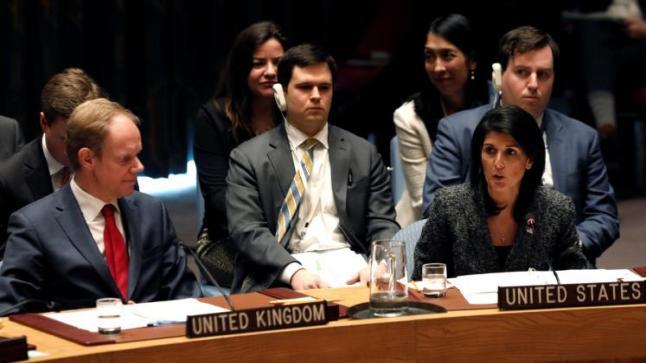 موظفو الأمم النتحدة يطالبون الدول الأعضاء باتخاذ إجراءات عاجلة لوقف نزيف الدم السوري