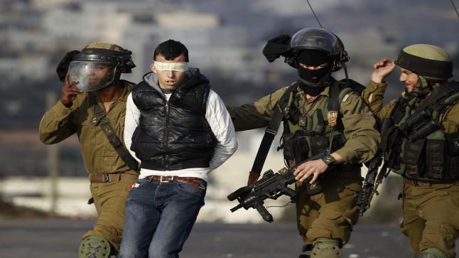 مع صباح الخميس أكثر من ٢٠ معتقل فلسطيني علي يد قوات الإحتلال الإسرائيلي