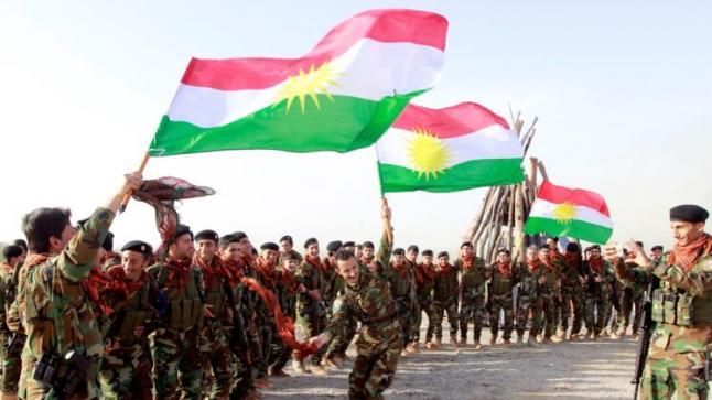 أكراد محافظة كركوك يطالبون برفع العلم الكردستاني واعتماد اللغة الكردية في الخطابات الرسمية