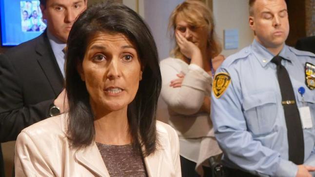 سفيرة واشنطن بالأمم المتحدة تصف بشار الأسد وإيران بالعائق الكبير لحل الأزمة السورية