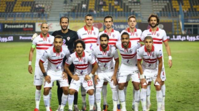 الزمالك يواجة الإسماعيلي اليوم بالدوري المصري
