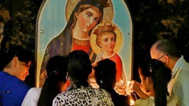 تعرف على سبب احتفال المسيحيون بصيام السيدة العذراء