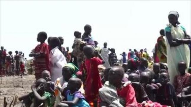 المجاعة والمعارك تتسبب بموجة نزوح كبيرة من دولة جنوب السودان