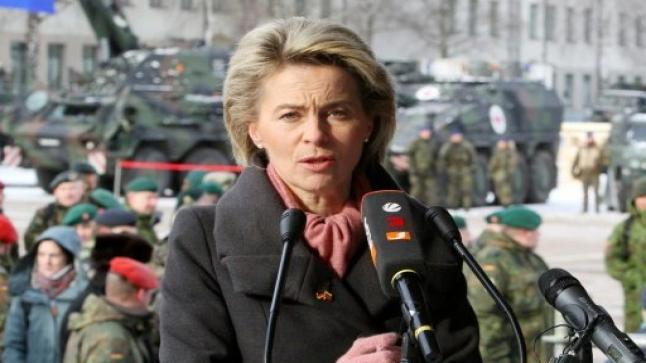 مئات الجنود الألمان يصلون إلى ليتوانيا في إطار عمليات التحالف الأطلسي لمواجهة روسيا