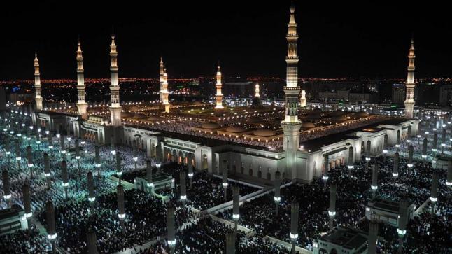 تعرف على معلومات تاريخية هامة عن المسجد النبوي الشريف