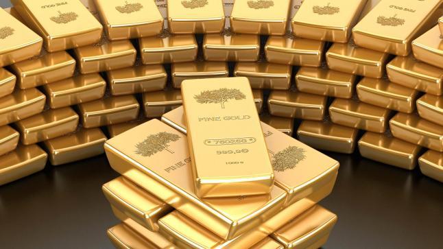 سعر الذهب اليوم يشهد إنخفاض بسبب رفع أسعار الفائدة الأميركية