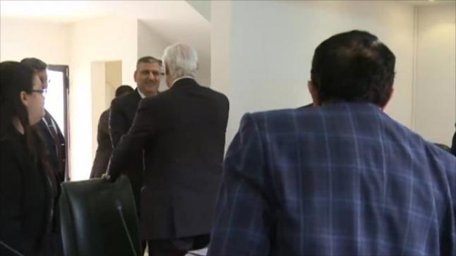 دي ميستورا يعقد اجتماعا مع الهيئة العليا للمفاوضات التابعة للمعارضة السورية بالرياض