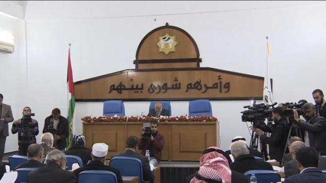 المجلس التشريعي الفلسطيني ينعقد لبحث أزمة حصانة النواب