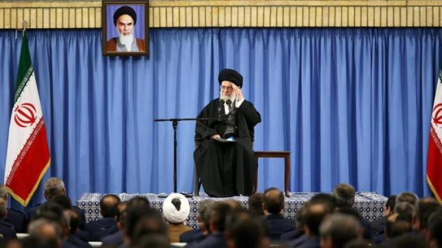 المرشد الأعلى للجمهورية الإيرانية يوجه الشكر للرئيس الأمريكي دونالد ترامب