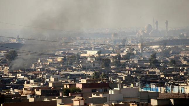 تنظيم الدولة يعلن قتل ١٨ جندي عراقي بالموصل