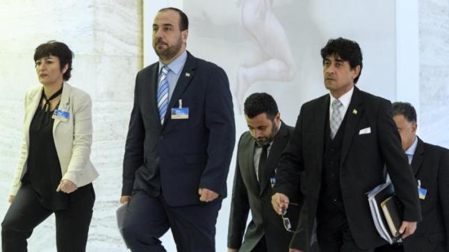 اتهامات لوفد المعارضة السورية الرئيسي في جنيف بتقويض المفاوضات