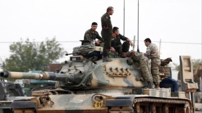 انتهاء عملية درع الفرات بنجاح، ورئيس الحكومة التركية يشير إلى إمكانية إطلاق حملة جديدة بمسمى جديد