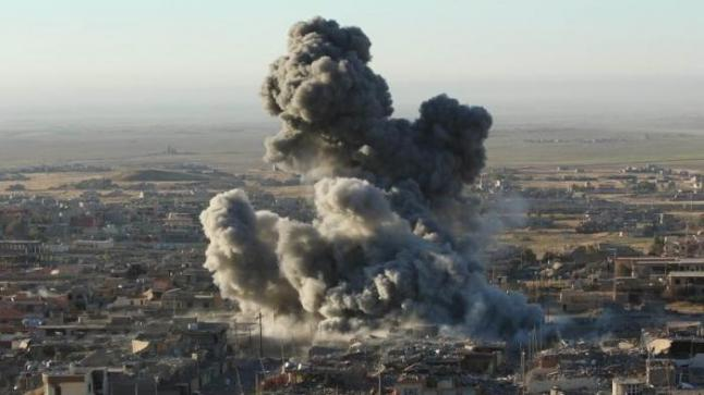 مقتل 25 عنصر من داعش في قرية الكبر ضمن ريف دير الزور الغربي