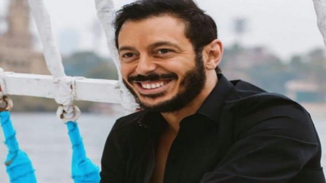 """مصطفى شعبان في بولاق أبو العلا لتصوير """"أبو جبل"""""""