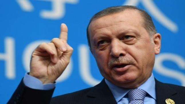أردوغان يعلن دخول الجنود الأتراك والجيش السوري الحر إلى وسط مدينة الباب