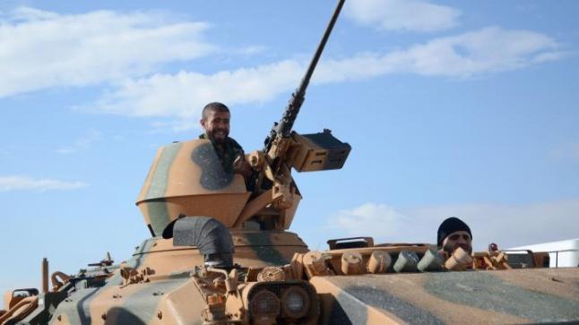 إعلان فصائل القوى المعارضة السورية إنتهاء الهدنة التي حدث التوقيع عليها في 30 ديسمبر