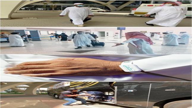 """"""" السعودية"""" توضح حقيقة رصد حالات إصابات بفيروس كورونا بين الحجاج"""