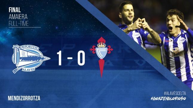 تقرير مباراة الأفيس وسلتا فيغو ضمن مباراة نصف نهائي كأس الملك الاسباني