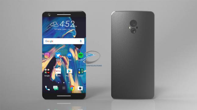 تقرير يتحدث عن المواصفات الخاصة بهاتف HTC 11 بالإضافة إلى التصميم من دون إطار ومقدار الذاكرة الكبير