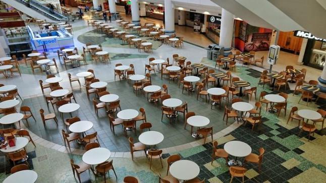تأثر قطاع المطاعم في الولايات المتحدة بسبب جائحة كورونا و 60% من المطاعم لم تفتح مرة اخرى