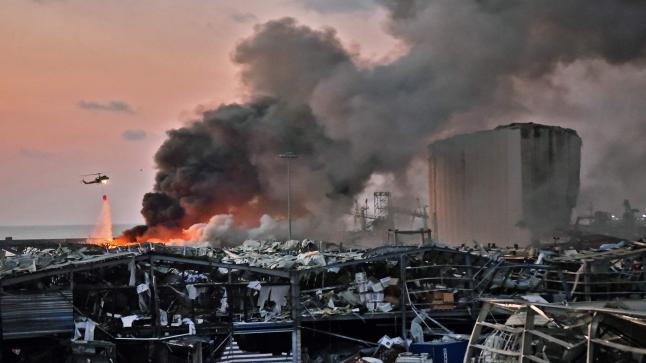 تعرف على نترات الأمونيوم المتسببه في كارثة مرفأ بيروت