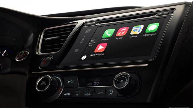 توقع أرتفاع عدد الموديلات التي تعمل منصة Apple CarPlay على دعمها