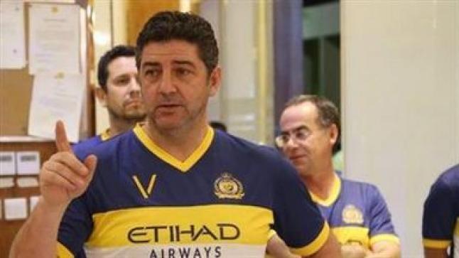 """روى فيتوريا عن لقاء الزوراء العراقي """"سندخل المباراة من أجل الفوز"""""""