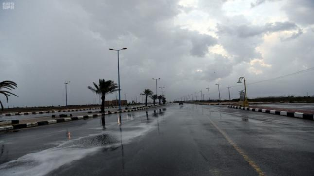 الخريطة الكاملة لطقس السعودية خلال الساعات المقبلة