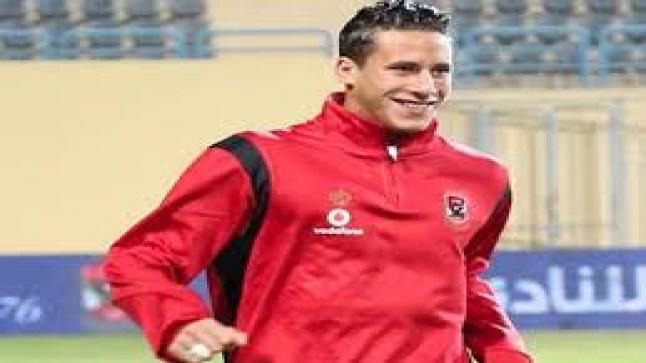 عودة رمضان صبحي لتشكيل الأهلي أمام المصري