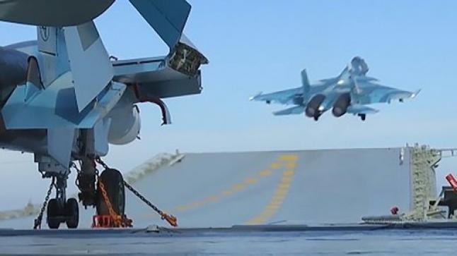 الأجواء الإيرانية بوابة المقاتلات الروسية لتنفيذ غاراتها الجوية على الأراضي السورية