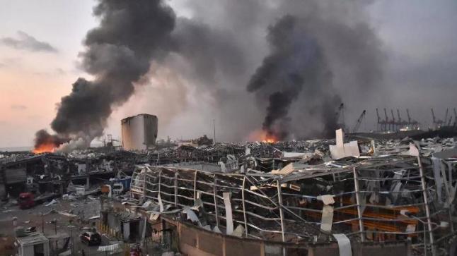 وثائق رسمية تكشف تحذير رئيس الوزراء اللبناني ورئيس الدولة من كارثة مرفأ بيروت قبل حدوثه