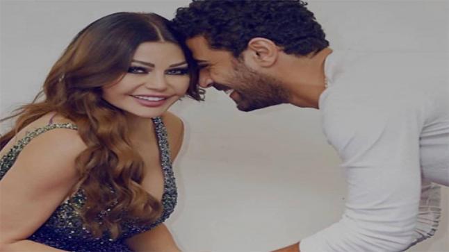 علاقة هيفاء وهبي بمدير أعمالها محمد الوزيري
