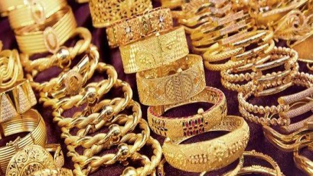 تقليص مكاسب الذهب نسبياً