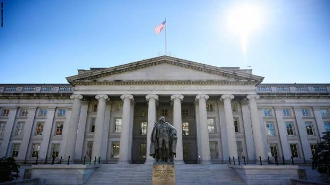 الخزانة الأمريكية تعتزم اقتراض ما يقرب من تريليون دولار